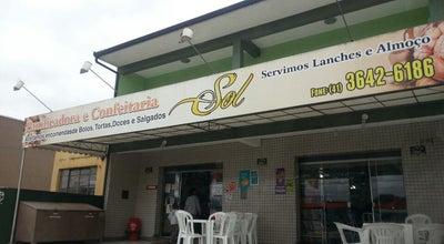 Photo of Bakery Panificadora e Confeitaria Sol at Araucária, Brazil