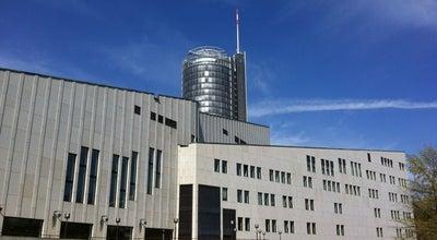 Photo of Opera House Aalto Musiktheater at Opernplatz 10, Essen 45128, Germany