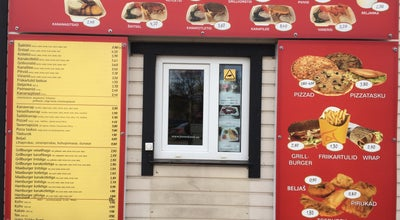 Photo of Burger Joint Kôver kiosk at Tartu, Estonia