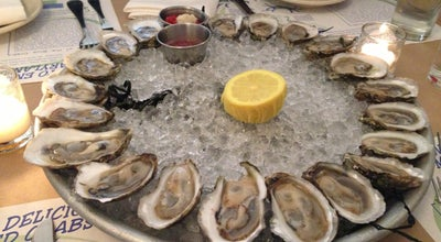 Photo of Seafood Restaurant Mermaid Oyster Bar at 79 Macdougal St, New York, NY 10012, United States