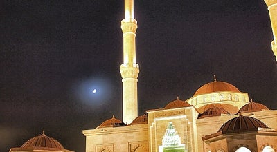 Photo of Mosque Masjid Sultan Said Bin Taimur at Muscat, Oman