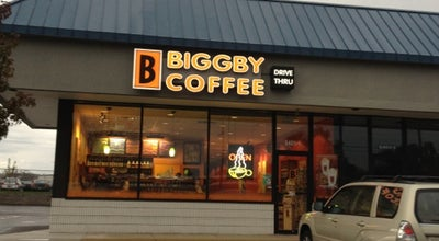 Photo of Coffee Shop BIGGBY COFFEE at 5401 Portage Rd, Kalamazoo, MI 49002, United States