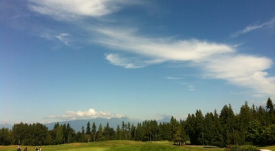 Photo of Golf Course Redwoods Golf Course at 22011 88 Ave, Langley, BC ‎V1M 1Z2, Canada