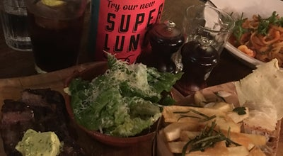 Photo of Italian Restaurant Jamie's Italian at 237 Edward St, Brisbane City, Qu 4000, Australia