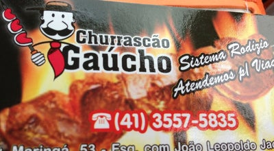 Photo of BBQ Joint Churrascão Gaúcho at Av. Maringá, 53, Pinhais 83324-000, Brazil