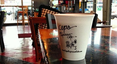 Photo of Coffee Shop Cups, an Espresso Café at 2757 Old Canton Rd, Jackson, MS 39216, United States
