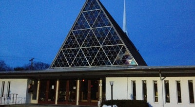 Photo of Church First United Methodist Church at 25 Brook St, Framingham, MA 01701, United States
