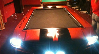 Photo of Pool Hall Santo Pako snooker bar at Av Sport Club Corinthians, Osasco, Brazil