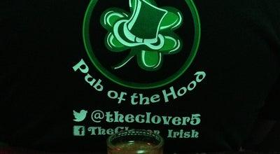 Photo of Pub The Clover Irish Pub at Av. 5 De Mayo, Cuautitlan Izcalli, Mexico