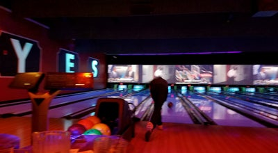 Photo of Bowling Alley Bowlmor Chelsea Piers at W, New York, NY 10011, United States