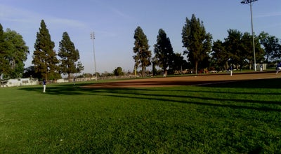 Photo of Park Holifield Park at 15301 Bloomfield Ave, Santa Fe Springs, CA 90650, United States