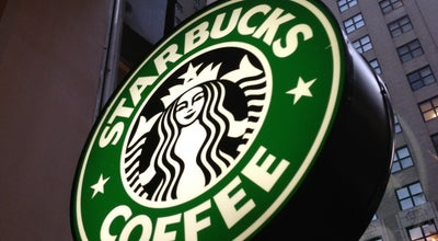 Photo of Coffee Shop Starbucks at 494 8th Ave, New York, NY 10001, United States