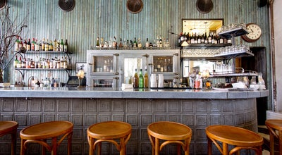 Photo of New American Restaurant Cafe Colette at 79 Berry St, Brooklyn, NY 11249, United States