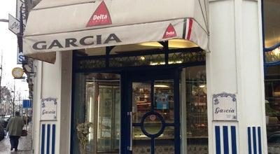 Photo of Portuguese Restaurant Pastelaria Garcia at Kroonlaan 75 Avenue De La Couronne, Elsene / Ixelles 1050, Belgium