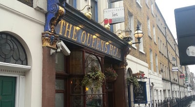 Photo of Pub The Queen's Head at 66 Acton St, London WC1X 9NB, United Kingdom