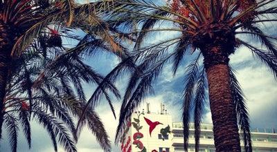 Photo of Hotel Ushuaïa Tower Hotel at Playa D'en Bossa, 10, Spain
