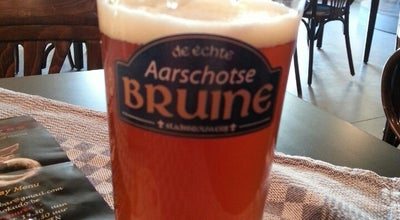 Photo of Beer Garden Aarschotse Bruine Café at Elisabethlaan 103, Aarschot 3200, Belgium