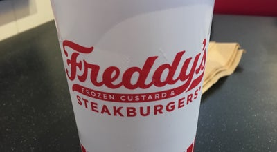 Photo of Burger Joint Freddy's Frozen Custard & Steakburgers at 1410 Hwy 20, McDonough, GA 30253, United States
