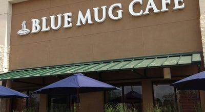 Photo of Cafe The Blue Mug Cafe at 30420 Fm 2978 Rd, The Woodlands, TX 77354, United States