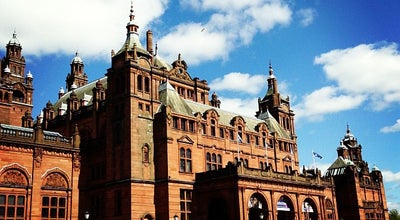 Photo of Art Gallery Kelvingrove Art Gallery and Museum at Argyle St, Glasgow G3 8AG, United Kingdom