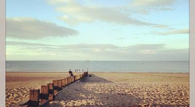 Photo of Beach Portobello Beach at The Beach, Portobello, Edinburgh EH1 5 2, United Kingdom