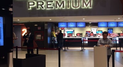 Photo of Movie Theater Cinemex Premium at Plaza La Roca, Cancun 77500, Mexico