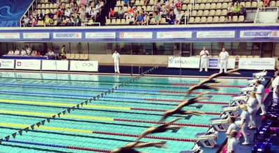 Photo of Pool Бассейн «Олимпийский» at Олимпийский Просп., 16, Стр. 2, Москва, Russia