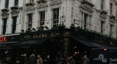 Photo of Bar The Globe at 83 Moorgate, London EC2M 6SA, United Kingdom