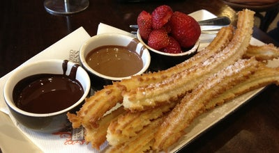 Photo of Cafe Chocolateria San Churro at Shop 255 Qv Centre, Swanston St, Melbourne, VI 3000, Australia