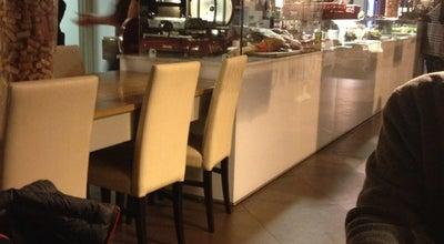 Photo of Cafe Abitudini & Follie at Via Pavia 24, Rome 00161, Italy