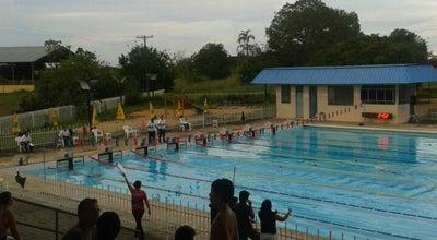 Photo of Pool Piscina Olímpica - Parque Anaua at Av. Cap. Ene Garces, Aeroporto, Boa Vista, Brazil