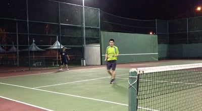Photo of Tennis Court Intel Tennis Court at Bayan Lepas, Malaysia