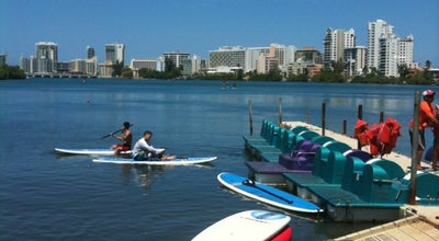 Photo of Surf Spot San Juan Paddle Boardin Laguna De Condado at Puerto Rico