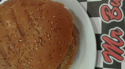 Photo of Burger Joint Mr. Burger at Κολοκοτρώνη 5, Πάτρα 262 21, Greece