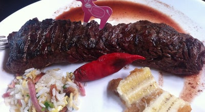 Photo of Argentinian Restaurant Cabaña Restaurante at Pç. Boa Ventura, 218, Ribeirão Preto, Brazil