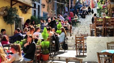Photo of Cafe Γιασεμί at Μνησικλέους 23, Αθήνα 105 56, Greece