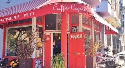 Photo of Cafe Cafe Capriccio at 2200 Mason St, San Francisco, CA 94133, United States