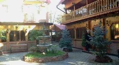 Photo of Hotel Bar Наш двор at Ул. Ялтинская, 1б, Алушта, Ukraine