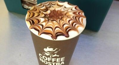 Photo of Coffee Shop Coffee Nostra at Контрактова Площа, 4, Київ 04070, Ukraine