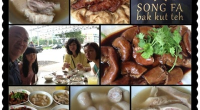Photo of Chinese Restaurant Song Fa Bak Kut Teh 11 New Bridge Road at 11 New Bridge Road, Singapore 059383, Singapore