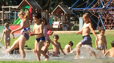 Photo of Playground Stadtpark Spielplatz at Bochum, Germany