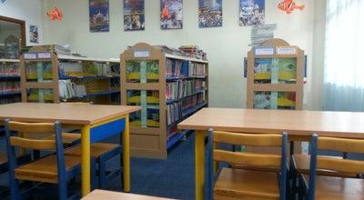 Photo of Library Perpustakaan Awam Tangkak at Malaysia