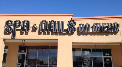 Photo of Spa Spa And Nails On Mesa at 5860 N Mesa St, El Paso, TX 79912, United States