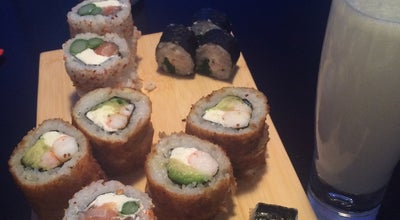 Photo of Sushi Restaurant bambu sushi bar at San Martin 191, quillota, Chile