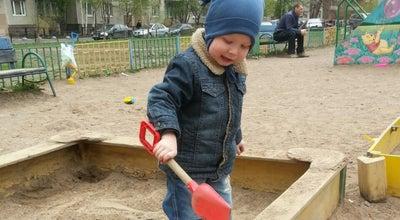 Photo of Playground Детская площадка at Комендантский Пр., Дом 16, Корп. 2, Санкт-Петербург, Russia
