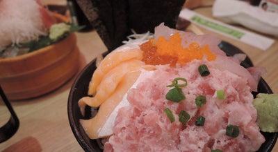 Photo of Sake Bar 目利きの銀次 JR奈良駅前三条通り店 at 三条町500-1, Nara 630-8244, Japan