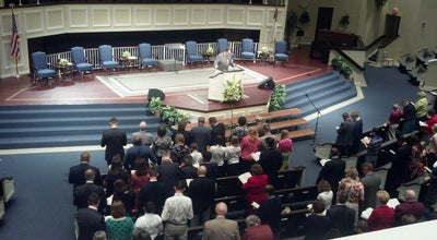 Photo of Church Beacon Baptist Church at 2110 Trawick Rd, Raleigh, NC 27604, United States