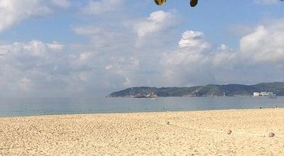Photo of Beach 亚龙湾海滩 at 三亚亚龙湾, Sanya, Ha, China