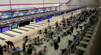 Photo of Bowling Alley Dubai International Bowling Centre at United Arab Emirates