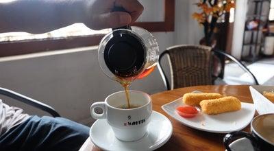 Photo of Coffee Shop de koffie at Jln.tengah, Wonosobo, Indonesia